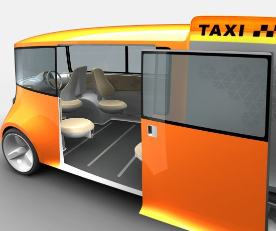 eco taxi 10