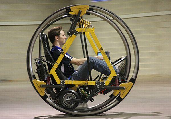EDWARD Electric Diwheel
