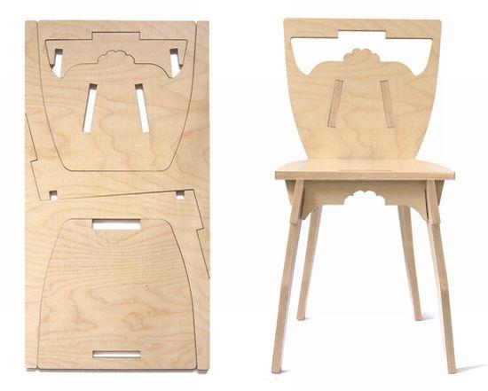 efficient designer pano chair