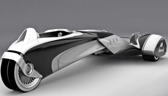 egochine b concept car 03