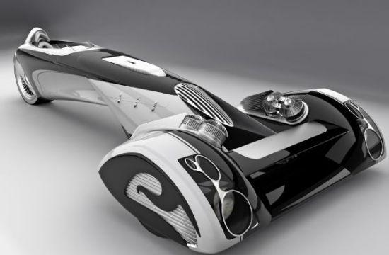 egochine b concept car