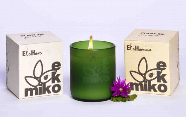 EkoMiko candles