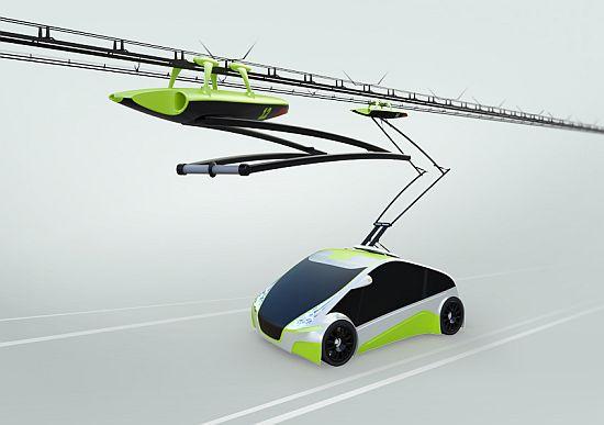 el assist recharging concept for ev 2