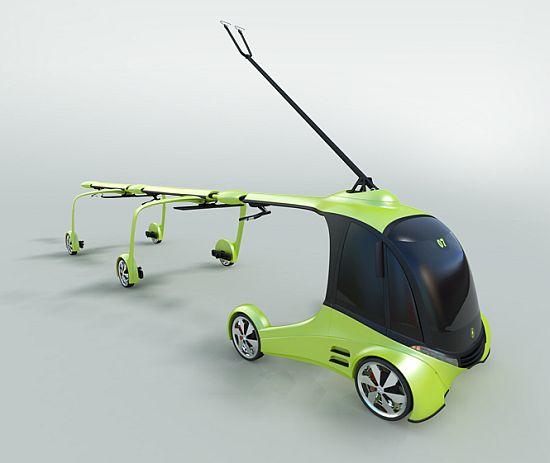 el assist recharging concept for ev 6