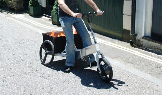 electric cart tricycle 4