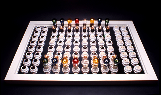 electric chess set