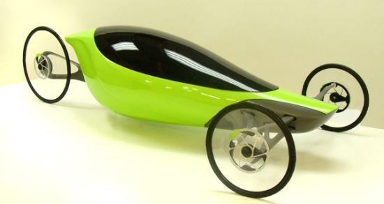 electrical racing vehicle 06