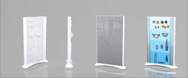electrolux future refrigerator