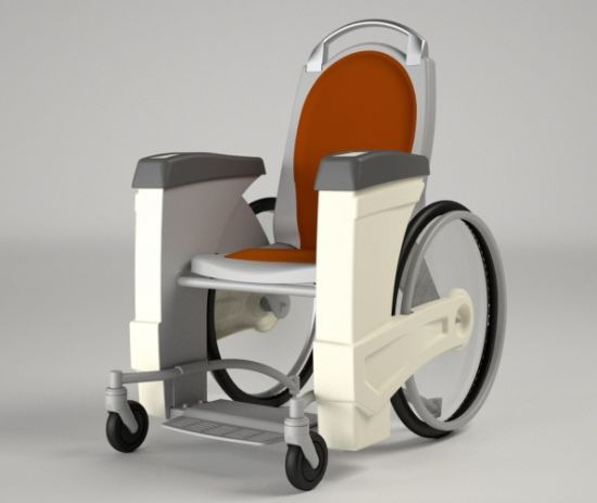 elevating wheelchair 01