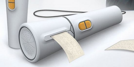 embossing braille printer 1