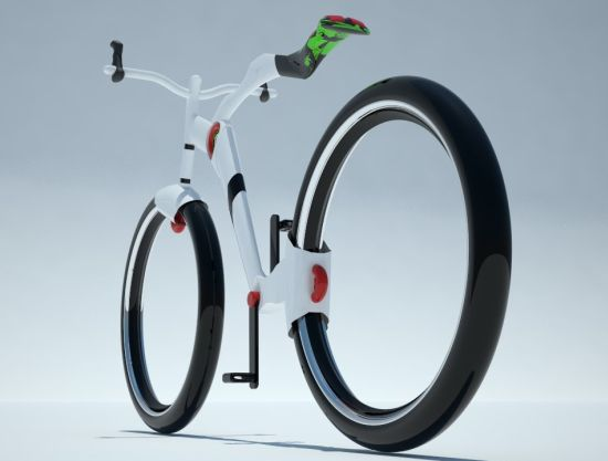 ergonomic bike 02