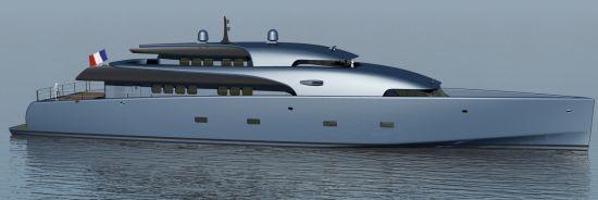 esquisse concept yacht 02