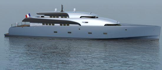 esquisse concept yacht 05
