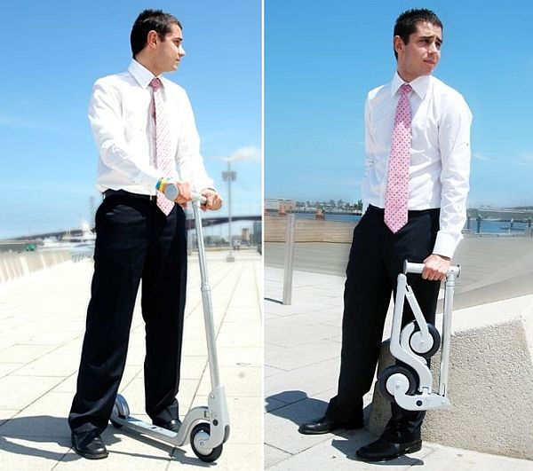 evo scooter