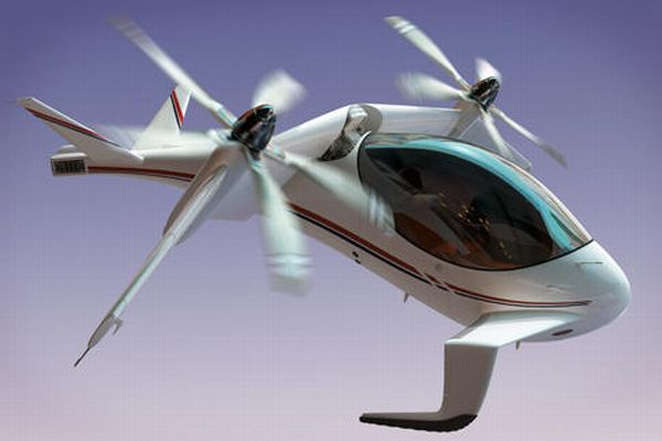 falx air hybrid tilt rotor chopper