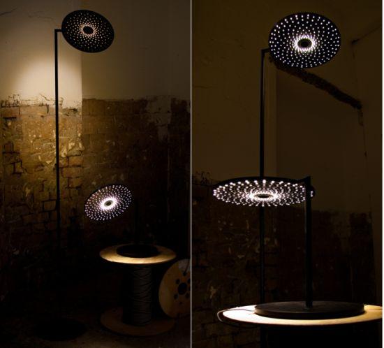 flatliner lamp