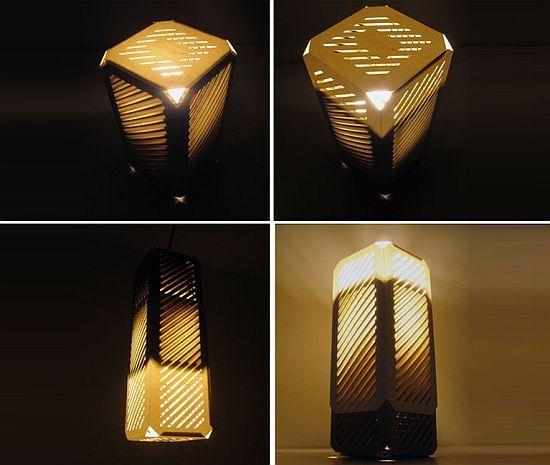 flicker sustainable lamp