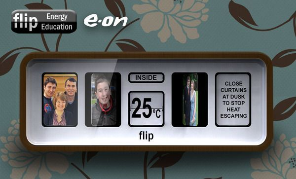 flip photo frame