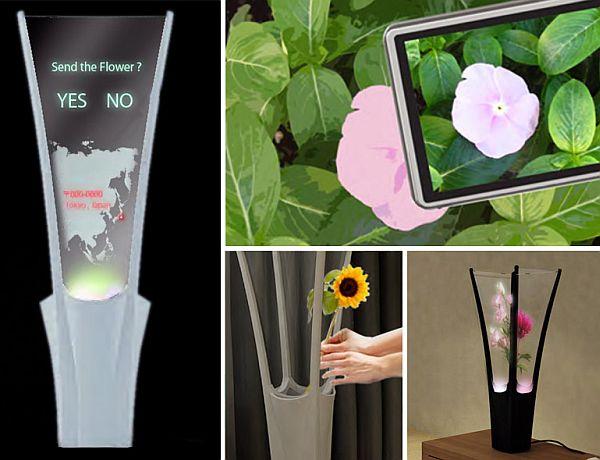flora digital flower vase 02