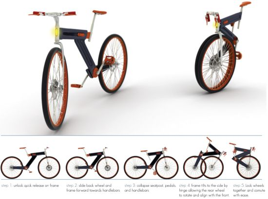 folding bike 01