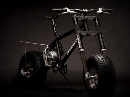 fortune hanebrink electric all terrain motorbike 1