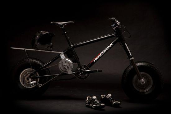 fortune hanebrink electric all terrain motorbike 2