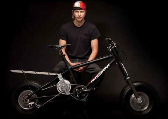 fortune hanebrink electric all terrain motorbike 3