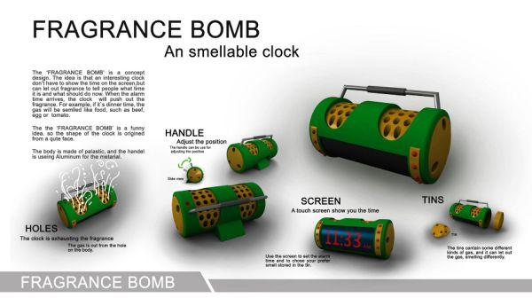 Fragrance Bomb