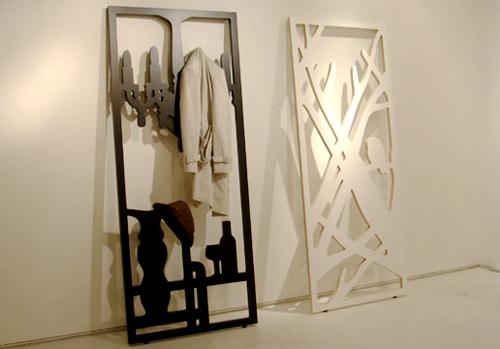 frame coat hanger