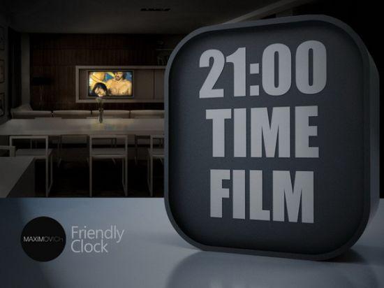 friendly clock 03