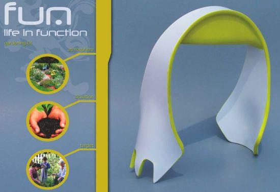 fun gardening kit concept 1
