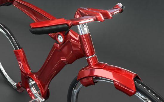 futurist bicycle design 01