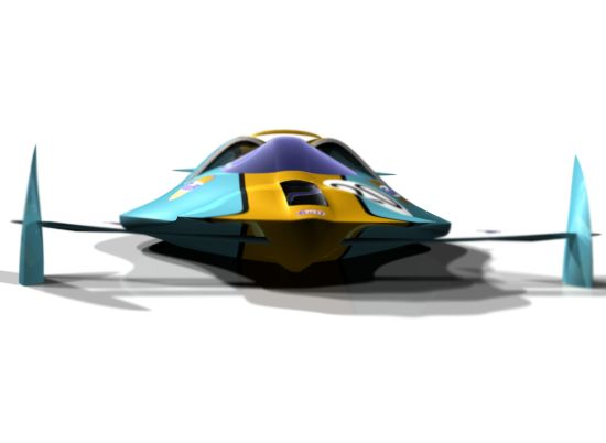 gator hydroplane concept 01