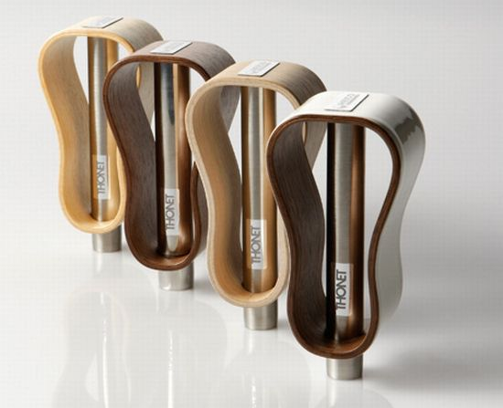 gear shift lever by thonet 01