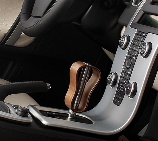 gear shift lever by thonet 02