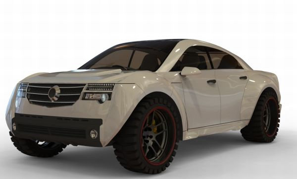 Genesis E SUV