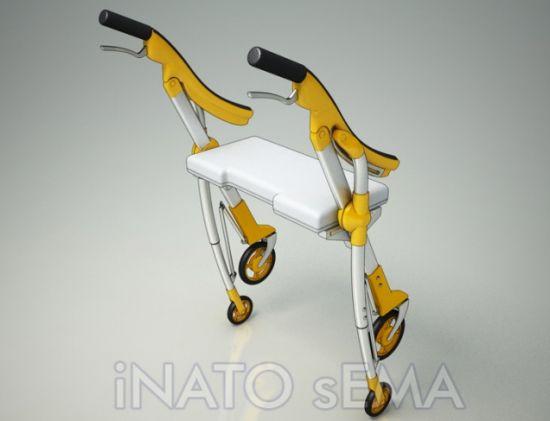 gerol rollator for elderly 08