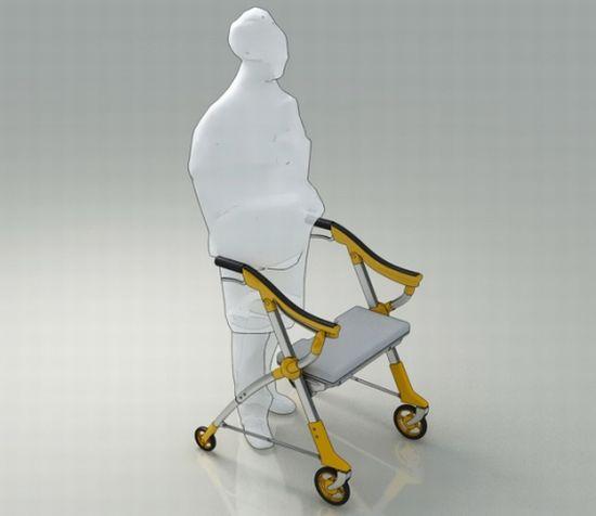 gerol rollator for elderly