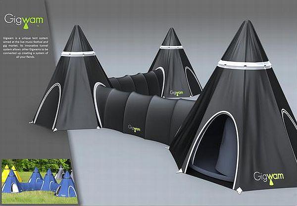 gigwam tent
