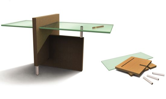 glascade coffee table 2