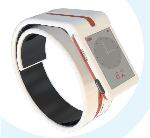 Glucowatch concept