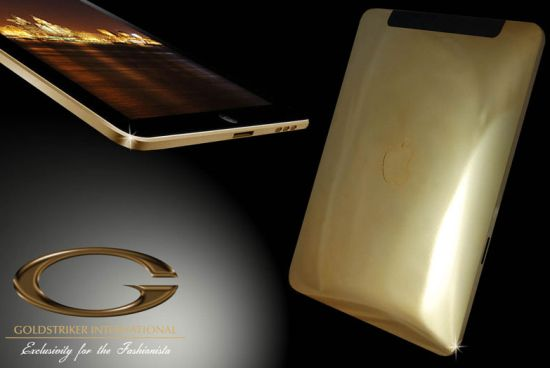 gold plated apple ipad 03