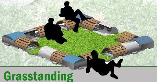 grasstanding