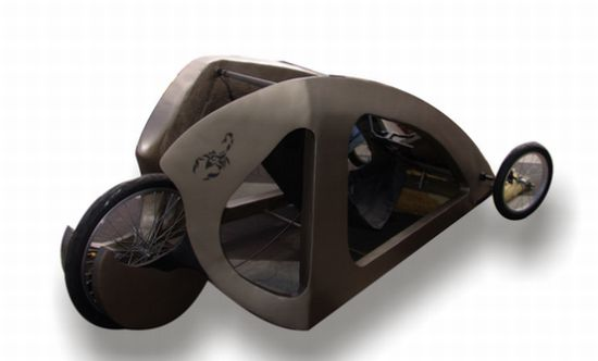 gravity car telson1