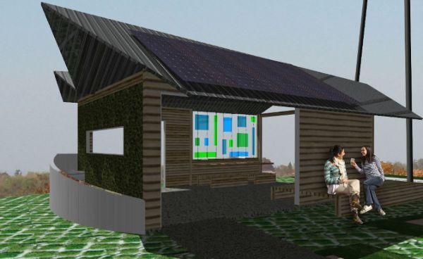 Green Energy Educational Pavillion