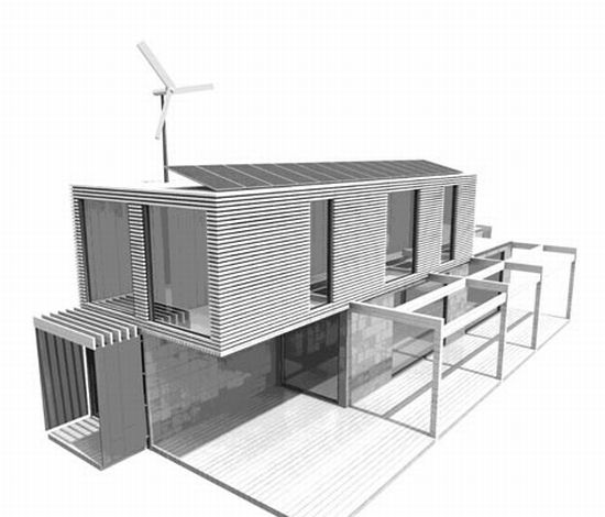 green frame house astori de ponti associati 6