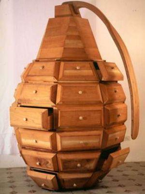 grenade furniture Y7COB 58