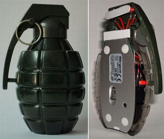 grenade mouse qkMG5 48