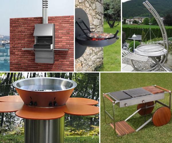 amazing outdoor bbq grill designs designbuzz