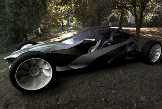 gym powered car 6uxL5 58